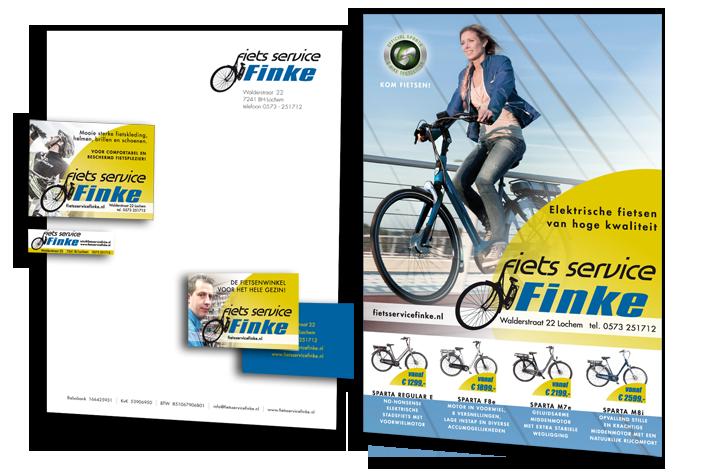 huisstijl Fiets Service Finke4